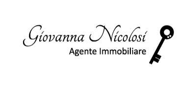 Logo Giovanna Nicolosi Agenzia Immobiliare Graphic Designer a Catania